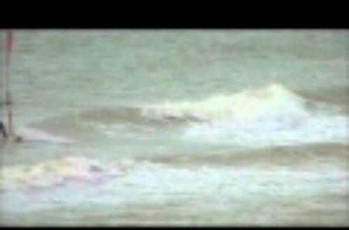 Article : Véliplanchistes en Mer du Nord (vidéo)