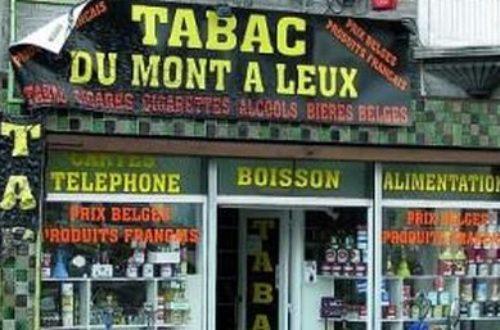 Article : La Belgique, grand centre commercial du tabac