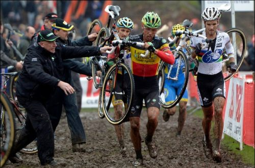 Article : Cyclo-cross devient un Belgicisme